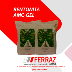 Bentonita AMC-GEL